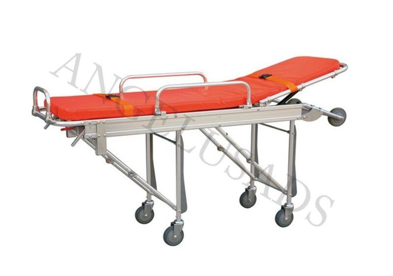 Emergency Medical Hospital Stretcher Ambulance Automatic Loading 191-MAYDAY