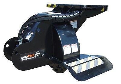 Stump Grinder High Flow Sp24-s650 Skid Steer Loader Attachment Bobcat Gehl Cat