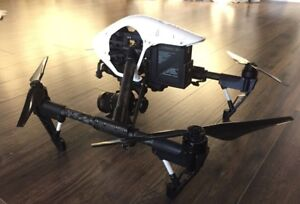 DJI Inspire One Pro and OSMO Pro