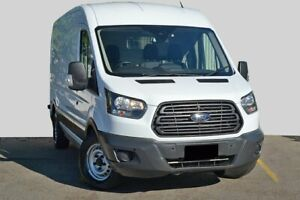 2017 Ford Transit VO 350L (Mid Roof) Frozen White 6 Speed Automatic Van