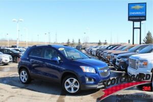 2016 Chevrolet Trax LTZ AWD| Sun| Heat Leath| Rem Start| Bose®|