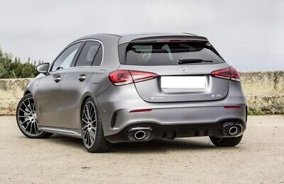 Chiptuning Mercedes A35 AMG 306PS auf 350PS/490NM - 225KW W177 A 35 MB AAA