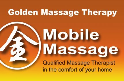 $50 / hr  Mobile Massage, Golden Massage Therapy West End Brisbane South West Preview