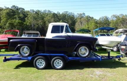 CAR TRANSPORT TRAILERS FOR HIRE GOLD COAST