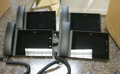 Cisco Meraki Mc74-hw Mc-74 Voip Phones W Stands Handsets