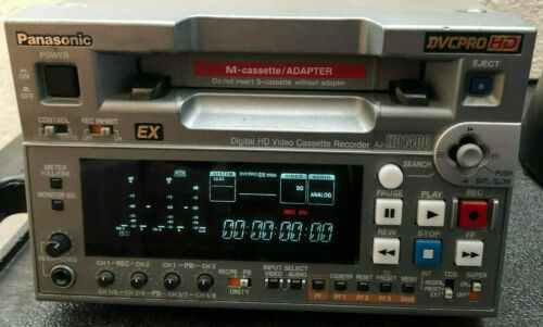 Panasonic AJ-HD1400P Player/Recorder