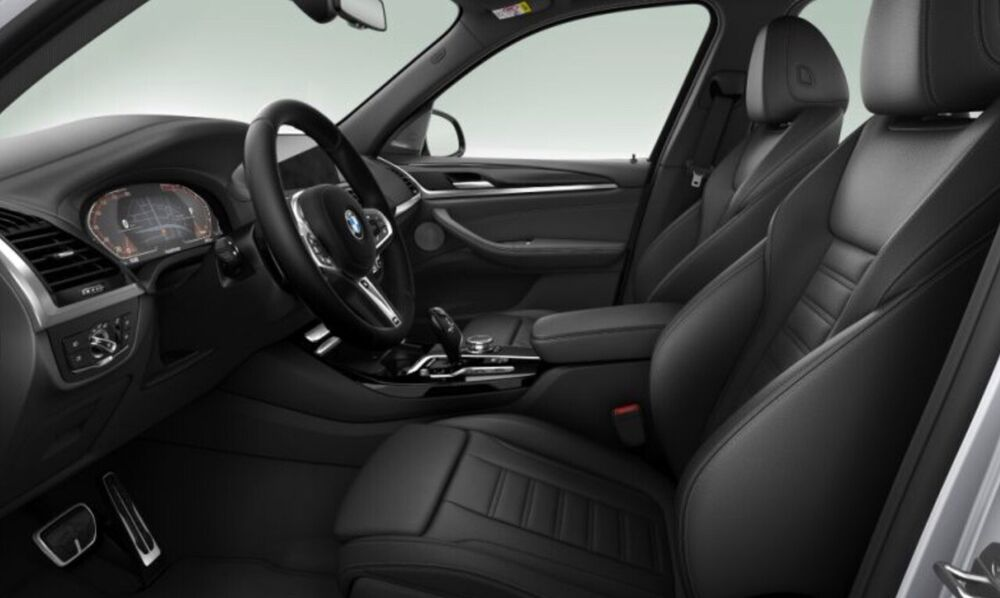 Live Dash Confirmed Configurator Image Of X3 In Live Cockpit