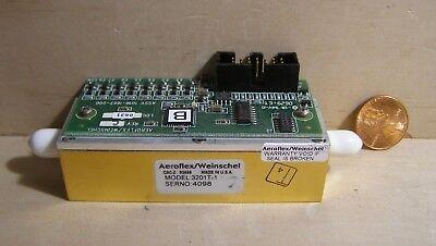 Aeroflexweinschel Attenuator Model3201t-1...cage93459.