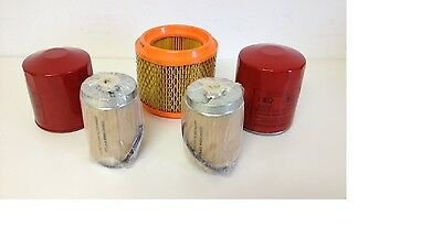 Mahindra Tractor Economy Pack Of 5 Filters -5890.1778.1778.6039.7147