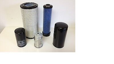 Mahindra Tractor Economy Pack Of 5 Filters -0789.0790.6648.3427.8803