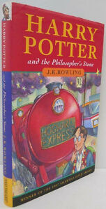 Harry Potter And The Philosopher 39 S Stone J K Rowling 1998