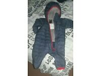 3-6 months NORTH FACE coat
