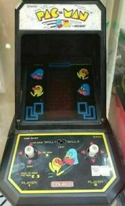 Coleco Collectible Video Arcade Machine pac-man