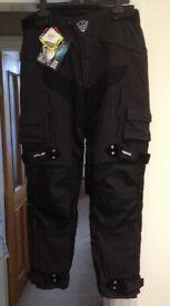 Arlen Ness - Biker Trousers (never worn)