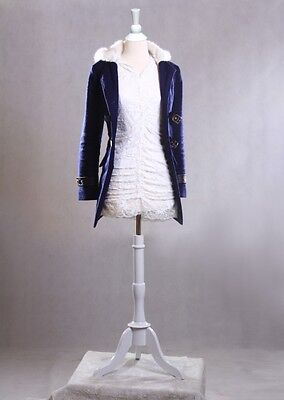 Female Size 2-4 Mannequin Manequin Manikin Dress Form F24wbs-03w