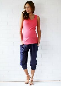 """New- Maternity  """"Floressa"""" Kory pleated slouch pant Arncliffe Rockdale Area Preview"""
