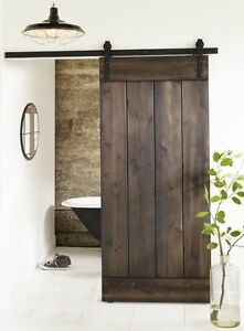 Barn door of your choice and material and sytle Cambridge Kitchener Area image 2