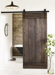 Barn door of your choice and material and sytle