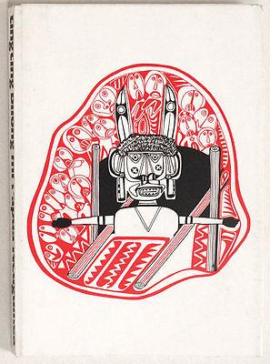 Scarce 1979 New Guinea art book, museum catalogue