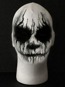 The ORIGINAL Moving Rorschach Inkblot Mask - Version 3