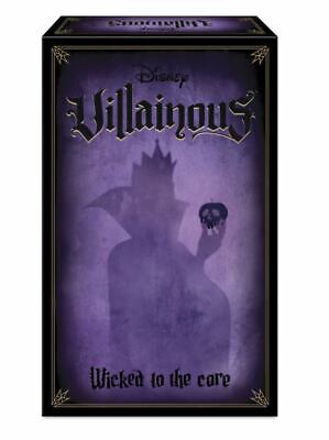 Disney Villainous Wicked to the Core Game/Expansion Pack NEW! NEVER BEEN OPENED! - Disney Kids Games