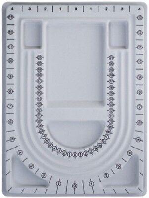 "Beading FLOCKED BOARD ~ Bead Jewelry 9 3/8"" x 12 3/4"""