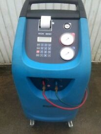 ECK 800 Fully Automatic Air Con Conditioning Machine Station Unit