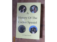 A History of the Cocker Spaniel by Peggy Grayson
