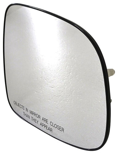 Dorman 56814 Suzuki SX4 Driver Side Plastic Backed Door Mirror Glass