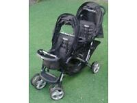 Graco city select double buggy