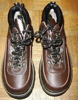 LEATHER NEVADA Winter Boots size 7