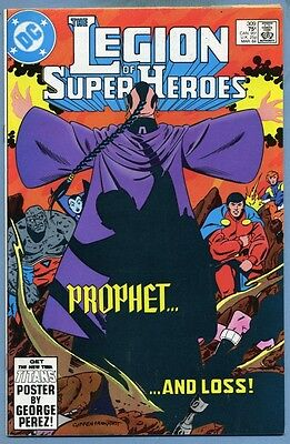 Legion of Super-Heroes #309 1984 Keith Giffen DC Comics