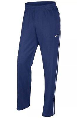 New Men's Nike Striker Dri-Fit Navy Blue Track Athletic Pants 717280 XLarge  NWT