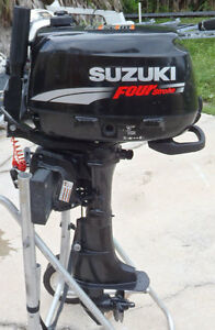 Looking For an ouboard Motor 4-8hp