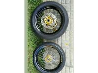 *WANTED* supermoto wheels