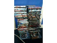 Lots of original DVDs inc blue rays and box sets