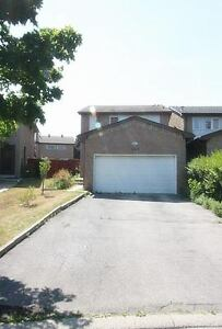 Steeles & Warden. House for rent. available JUN 1 .