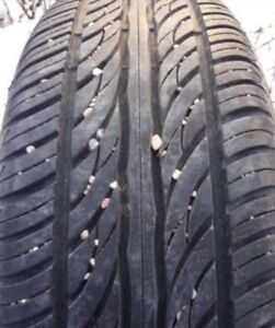P205/65R15 Ravello RHP – 778.  Set of 4 TIRES and RIMS