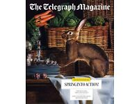 Wanted telegraph magazine 9th april