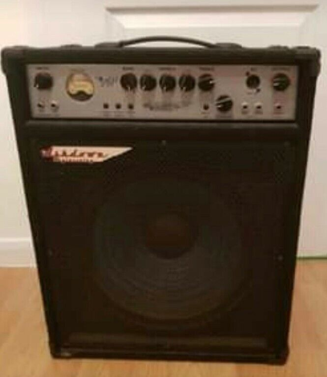 Ashdown MAG 250 Base Guitar Amp
