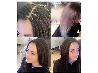 Good braider London, hair extensions, weave -