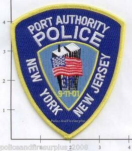 New york new jersey ny nj port authority police 9 11 for 302 terrace ave jersey city nj