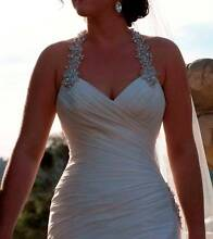 Sottero and Midgley Swarovski Crystal Size 8 Wedding Gown Brisbane City Brisbane North West Preview
