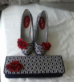 Handbag 'Ruby Shoo' matching shoes