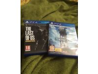 Brand New cheap ps4 games