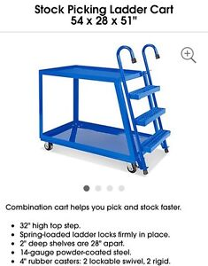 PICKING/PACKING LADDER