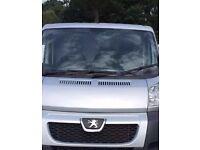 Peugeot boxer 330 swb 60 plate quick sale