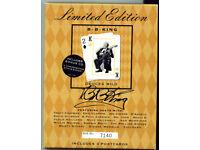 B.B. King, Deuces Wild Limited Edition Box Set – RARE