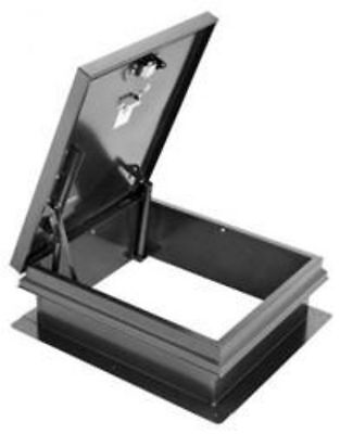 Jl Industries Galvanized Steel Roof Hatch - 48 X 48