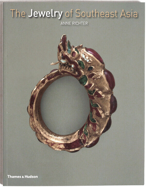 The jewelry of Southeast Asia, 2010 book